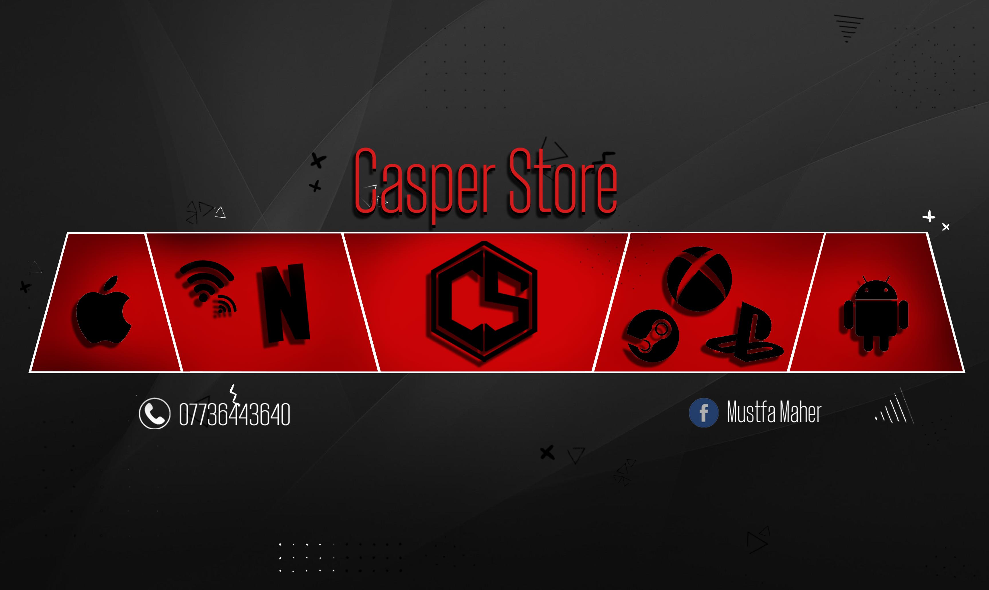 Casper store